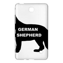 German Shepherd Name Silo Samsung Galaxy Tab 4 (7 ) Hardshell Case