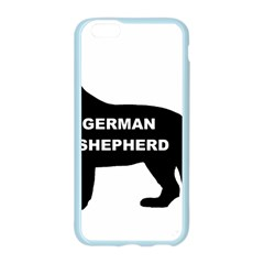 German Shepherd Name Silo Apple Seamless iPhone 6/6S Case (Color)