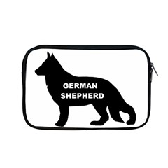German Shepherd Name Silo Apple MacBook Pro 13  Zipper Case