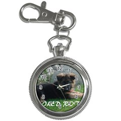 Spoiled Rotten German Shepherd Key Chain Watches