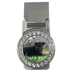 Spoiled Rotten German Shepherd Money Clips (CZ)