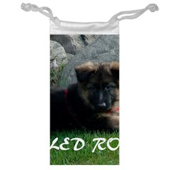 Spoiled Rotten German Shepherd Jewelry Bag