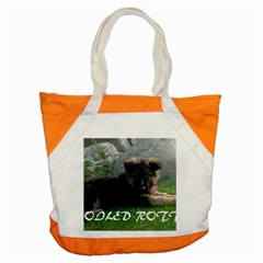 Spoiled Rotten German Shepherd Accent Tote Bag