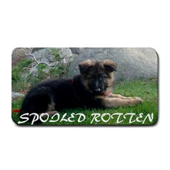 Spoiled Rotten German Shepherd Medium Bar Mats