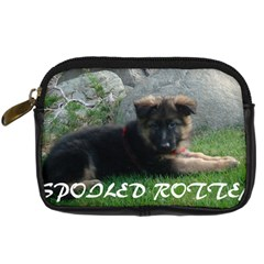 Spoiled Rotten German Shepherd Digital Camera Cases
