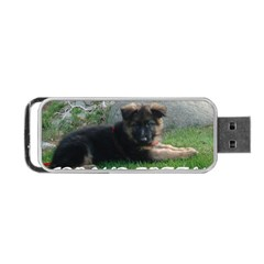Spoiled Rotten German Shepherd Portable USB Flash (One Side)