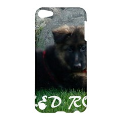Spoiled Rotten German Shepherd Apple iPod Touch 5 Hardshell Case