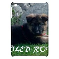 Spoiled Rotten German Shepherd Apple iPad Mini Hardshell Case