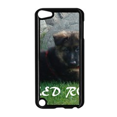 Spoiled Rotten German Shepherd Apple iPod Touch 5 Case (Black)
