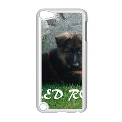 Spoiled Rotten German Shepherd Apple iPod Touch 5 Case (White)