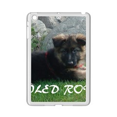 Spoiled Rotten German Shepherd iPad Mini 2 Enamel Coated Cases