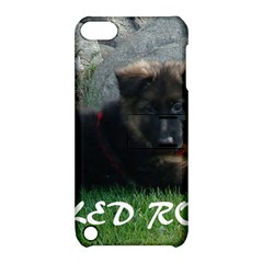 Spoiled Rotten German Shepherd Apple iPod Touch 5 Hardshell Case with Stand