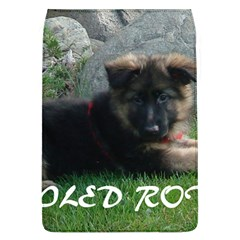 Spoiled Rotten German Shepherd Flap Covers (L)