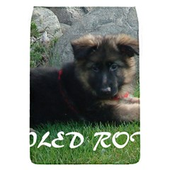 Spoiled Rotten German Shepherd Flap Covers (S)