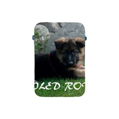 Spoiled Rotten German Shepherd Apple iPad Mini Protective Soft Cases