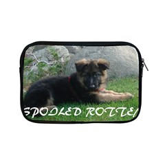 Spoiled Rotten German Shepherd Apple iPad Mini Zipper Cases