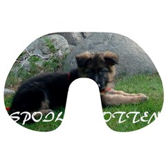 Spoiled Rotten German Shepherd Travel Neck Pillows