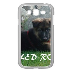 Spoiled Rotten German Shepherd Samsung Galaxy Grand DUOS I9082 Case (White)