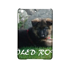 Spoiled Rotten German Shepherd iPad Mini 2 Hardshell Cases