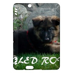Spoiled Rotten German Shepherd Kindle Fire HDX Hardshell Case