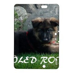 Spoiled Rotten German Shepherd Kindle Fire HDX 8.9  Hardshell Case