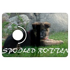 Spoiled Rotten German Shepherd Kindle Fire HDX Flip 360 Case