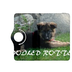 Spoiled Rotten German Shepherd Kindle Fire HDX 8.9  Flip 360 Case