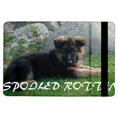 Spoiled Rotten German Shepherd iPad Air Flip