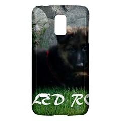 Spoiled Rotten German Shepherd Galaxy S5 Mini