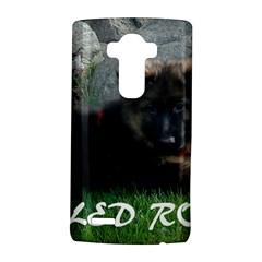 Spoiled Rotten German Shepherd LG G4 Hardshell Case