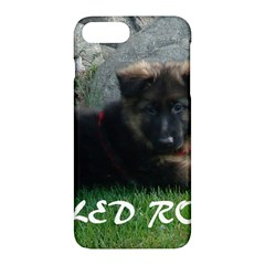 Spoiled Rotten German Shepherd Apple iPhone 7 Plus Hardshell Case