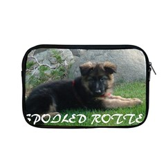Spoiled Rotten German Shepherd Apple MacBook Pro 13  Zipper Case