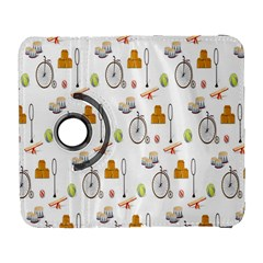 Circus Bicycle Wheel Galaxy S3 (Flip/Folio)