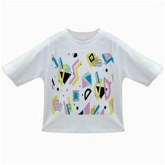 Design Elements Illustrator Elements Vasare Creative Scribble Blobs Yellow Pink Blue Infant/Toddler T-Shirts