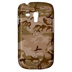 Desert Camo Gulf War Style Grey Brown Army Galaxy S3 Mini