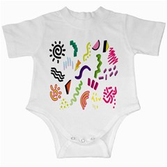 Design Elements Illustrator Elements Vasare Creative Scribble Blobs Infant Creepers