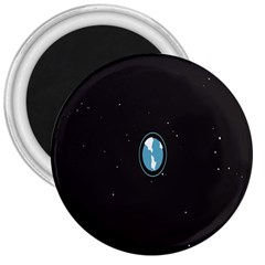 Earth Universe Natural Space Galaxy 3  Magnets