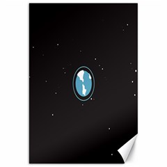 Earth Universe Natural Space Galaxy Canvas 20  x 30