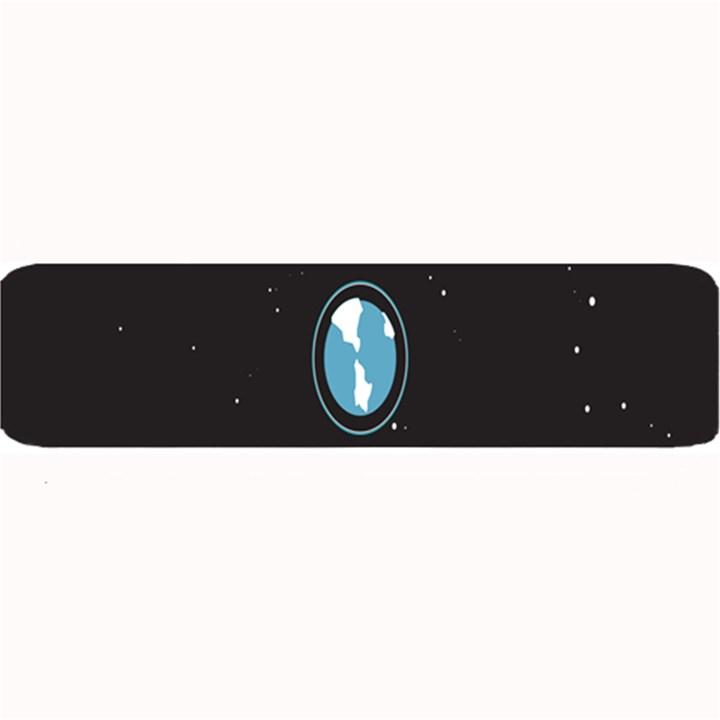 Earth Universe Natural Space Galaxy Large Bar Mats