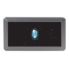 Earth Universe Natural Space Galaxy Memory Card Reader (Mini)