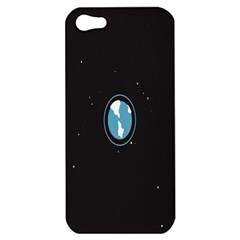 Earth Universe Natural Space Galaxy Apple iPhone 5 Hardshell Case