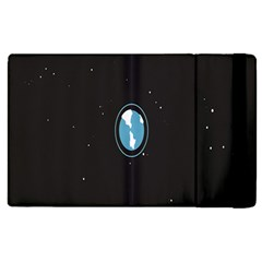 Earth Universe Natural Space Galaxy Apple iPad 3/4 Flip Case