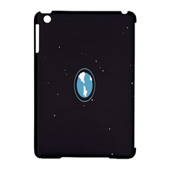 Earth Universe Natural Space Galaxy Apple iPad Mini Hardshell Case (Compatible with Smart Cover)