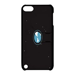 Earth Universe Natural Space Galaxy Apple iPod Touch 5 Hardshell Case with Stand