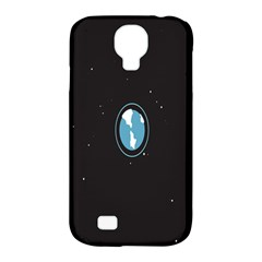 Earth Universe Natural Space Galaxy Samsung Galaxy S4 Classic Hardshell Case (PC+Silicone)