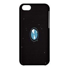 Earth Universe Natural Space Galaxy Apple iPhone 5C Hardshell Case