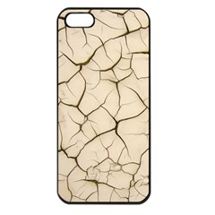 Drought Soil Land Apple iPhone 5 Seamless Case (Black)