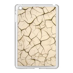 Drought Soil Land Apple iPad Mini Case (White)
