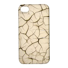 Drought Soil Land Apple iPhone 4/4S Hardshell Case with Stand