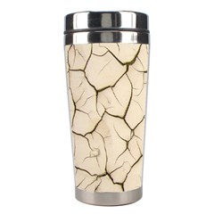 Drought Soil Land Stainless Steel Travel Tumblers